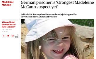 英国3岁女童葡萄牙离奇失踪,13年后凶嫌浮出水面……